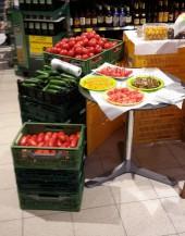 Leckere Glückstädter-Tomaten